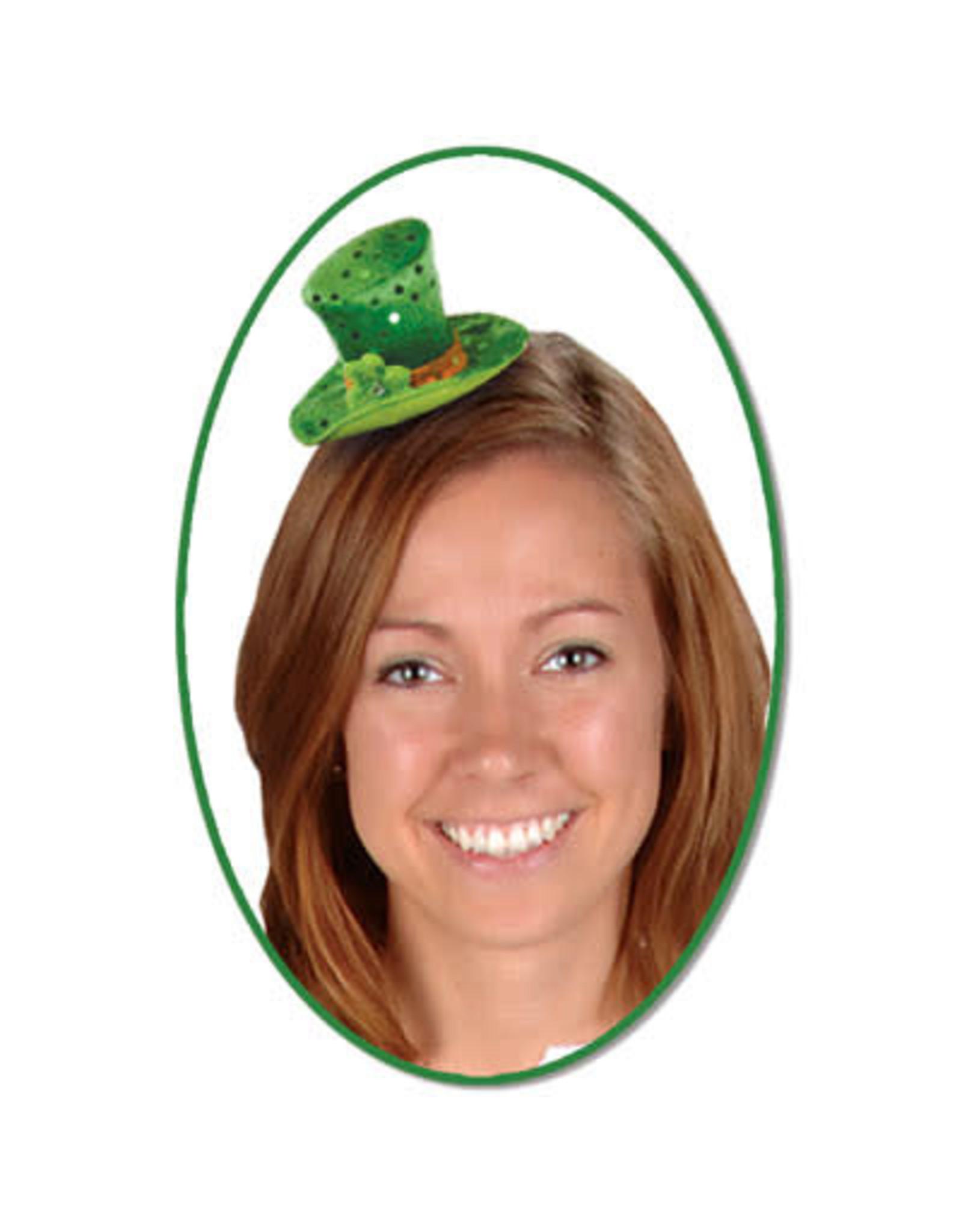 Beistle Leprechaun Mini Hat