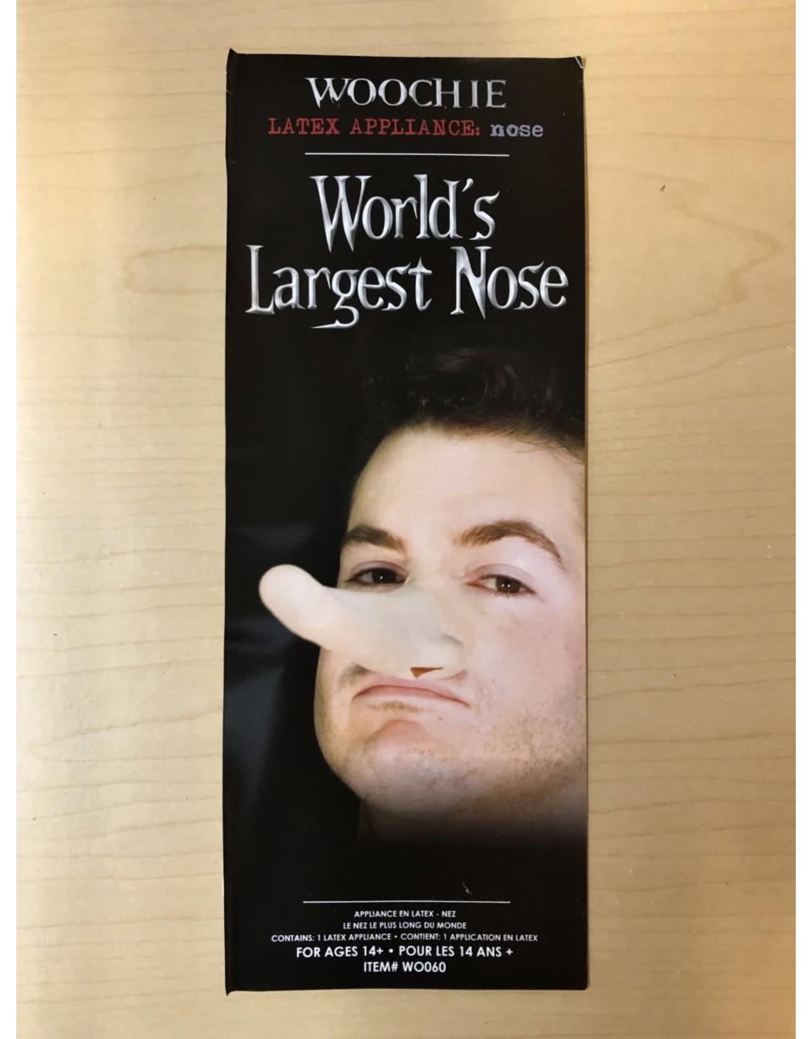 Cinema Secrets World's Largest Nose