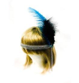 Karries Kostumes Crystal 1920's Headband
