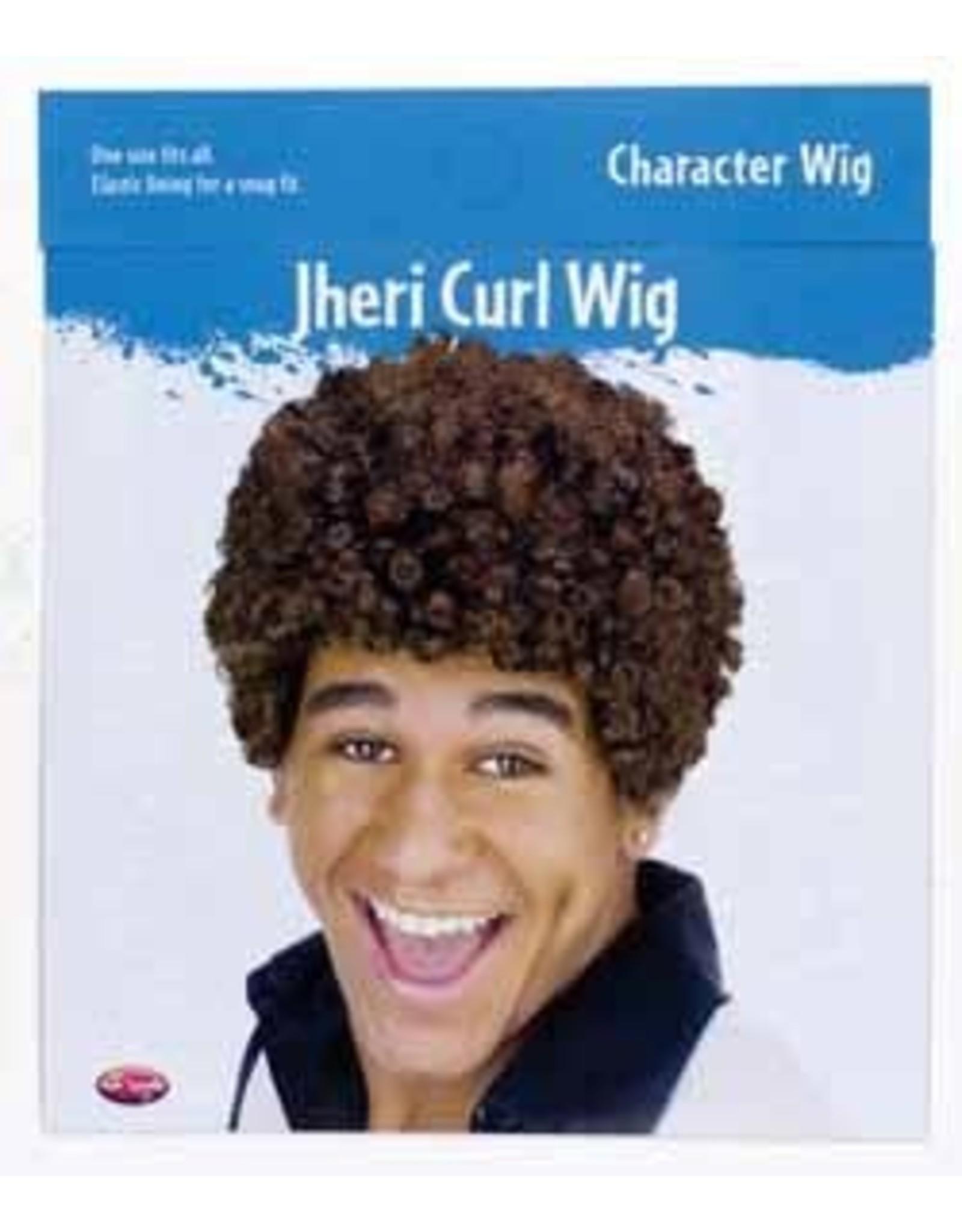 Fun World Jheri Curl - Dark Brown