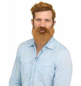 Fun World Grizzly Beard - Brown