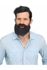 Fun World Grizzly Beard - Black