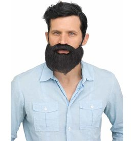 Fun World Grizzly Beard - Black