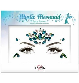 LoveShy Cosmetics Mystic Mermaid Face Jewels