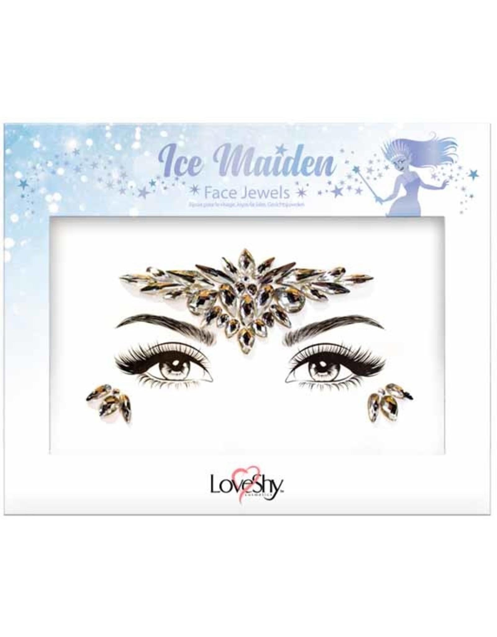 LoveShy Cosmetics Ice Maiden Face Jewels