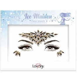 LoveShy Cosmetics Ice Maiden Face Jewels
