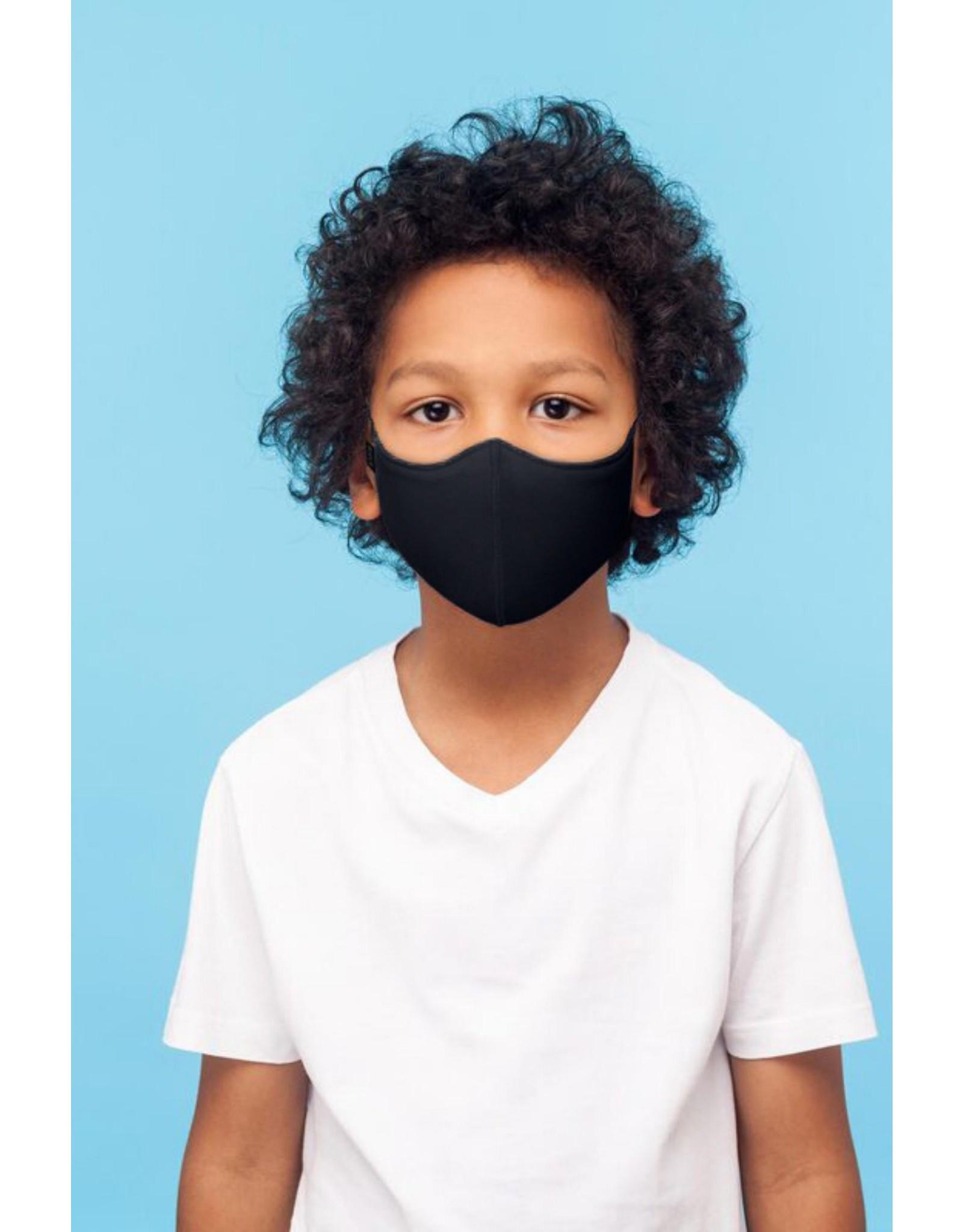 Bloch B-Safe Children's Stretch Mask - Black