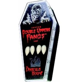 Foothills Fangs Dracula Fangs Double Upper Set