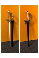 Fun World Jeweled Military Sword