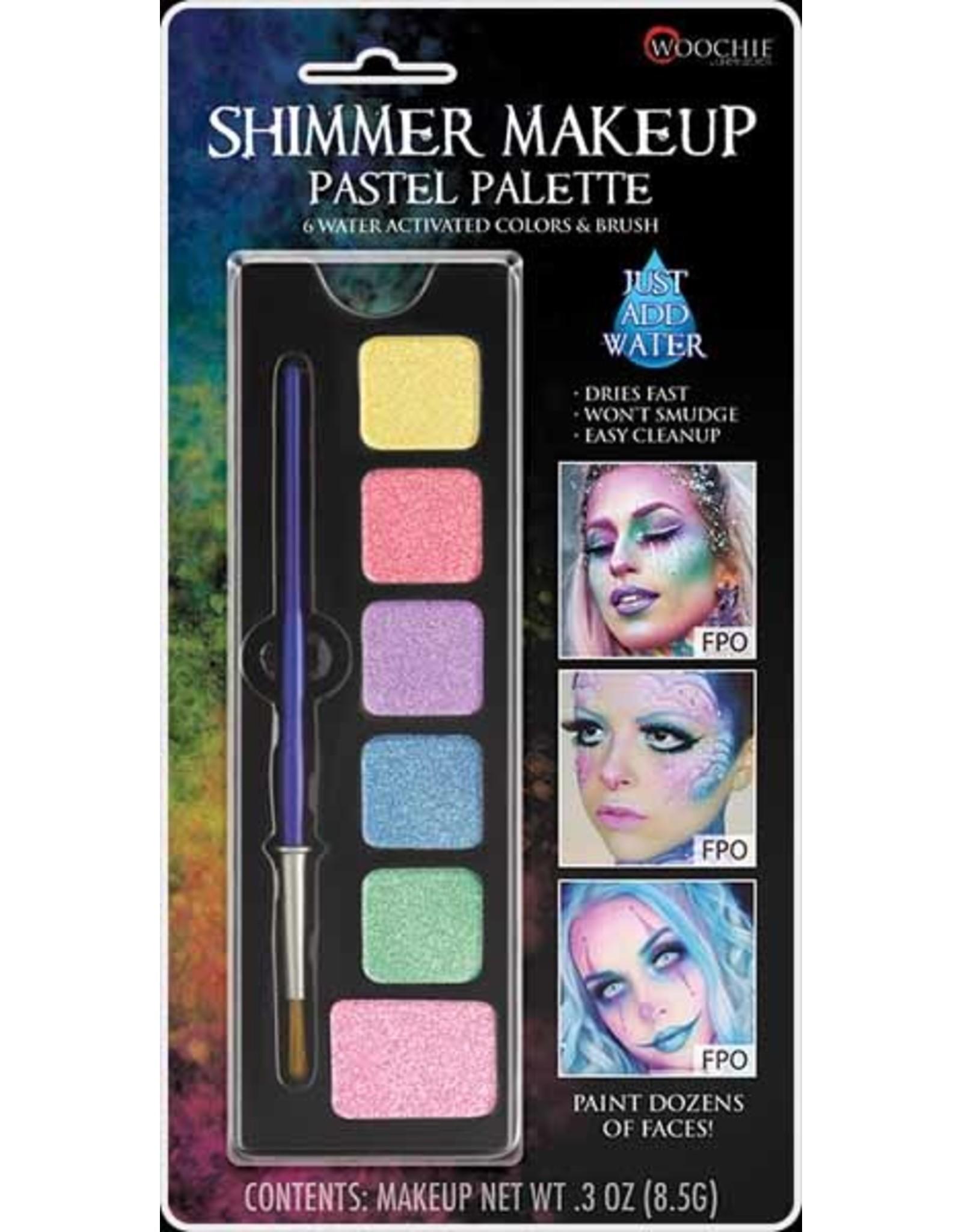 Cinema Secrets Pastel Shimmer Palette