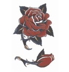 Tinsley Transfers Temporary Tattoos - Vintage Rose