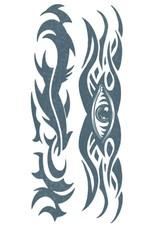 Tinsley Transfers Tribal Eye Temporary Tattoo