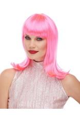 Westbay Wigs Peggy Sue Wig Hot Pink