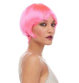 Westbay Wigs Hot Pink Brassy Wig