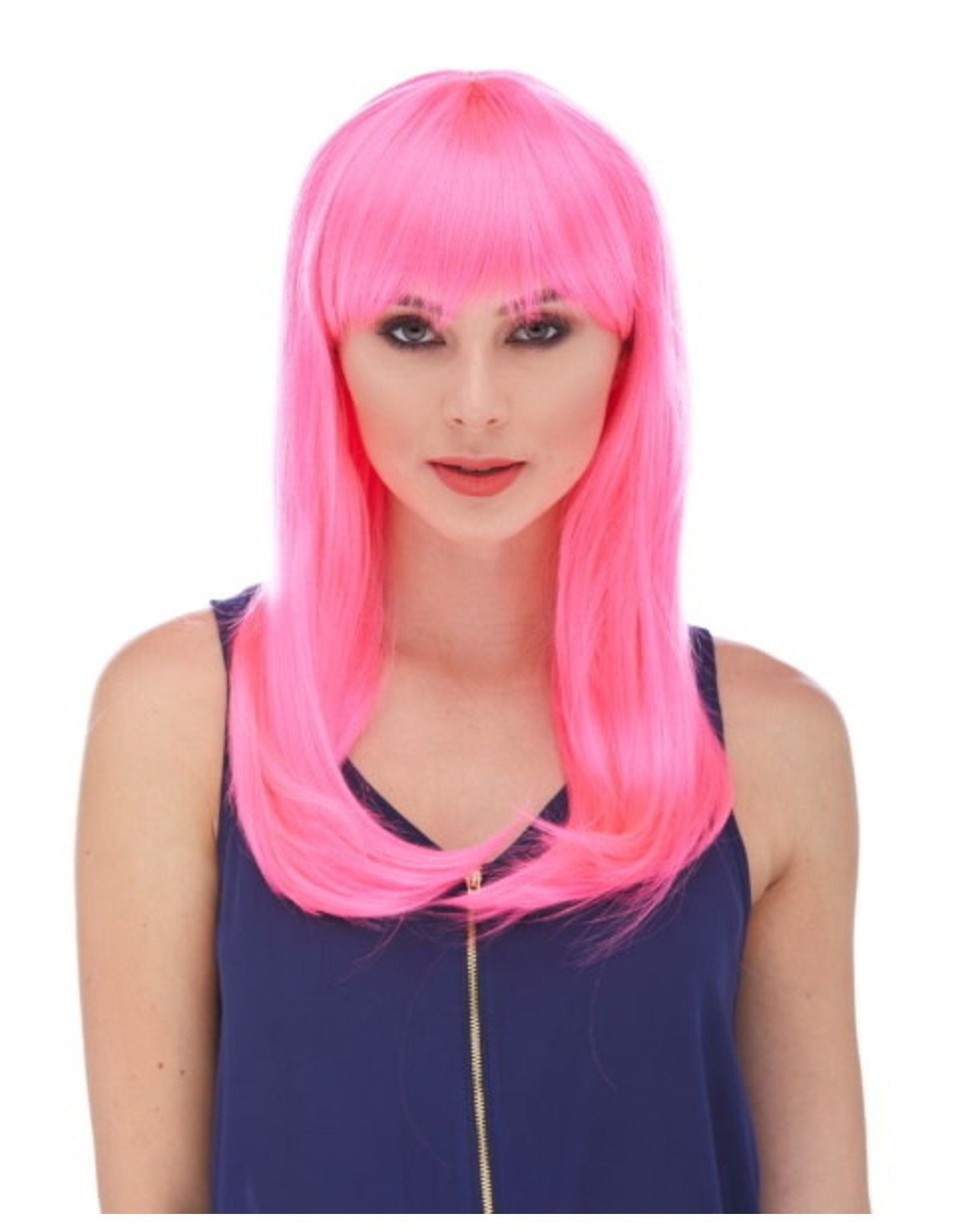 Westbay Wigs Classy Wig Hot Pink