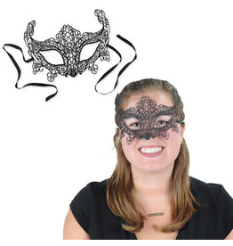 Beistle Lace Mask