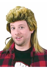 Fun World Blonde Mullet Wig