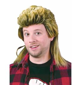 Fun World Blonde Mullet Wig