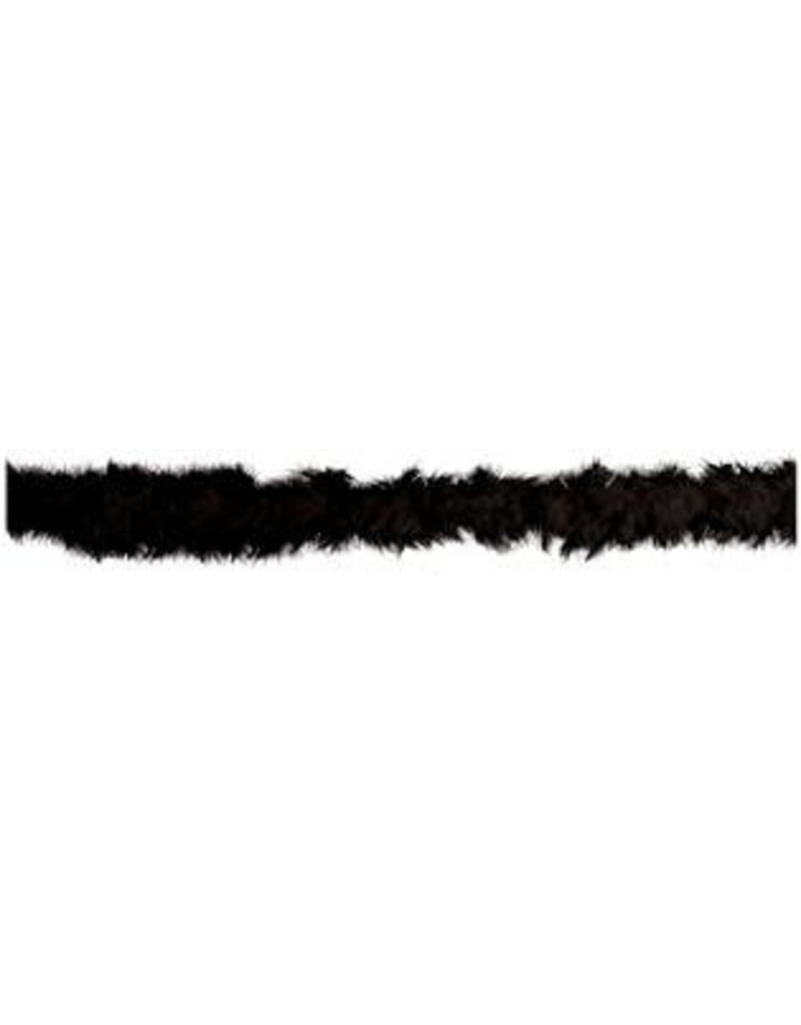 Beistle 6' Black Boa