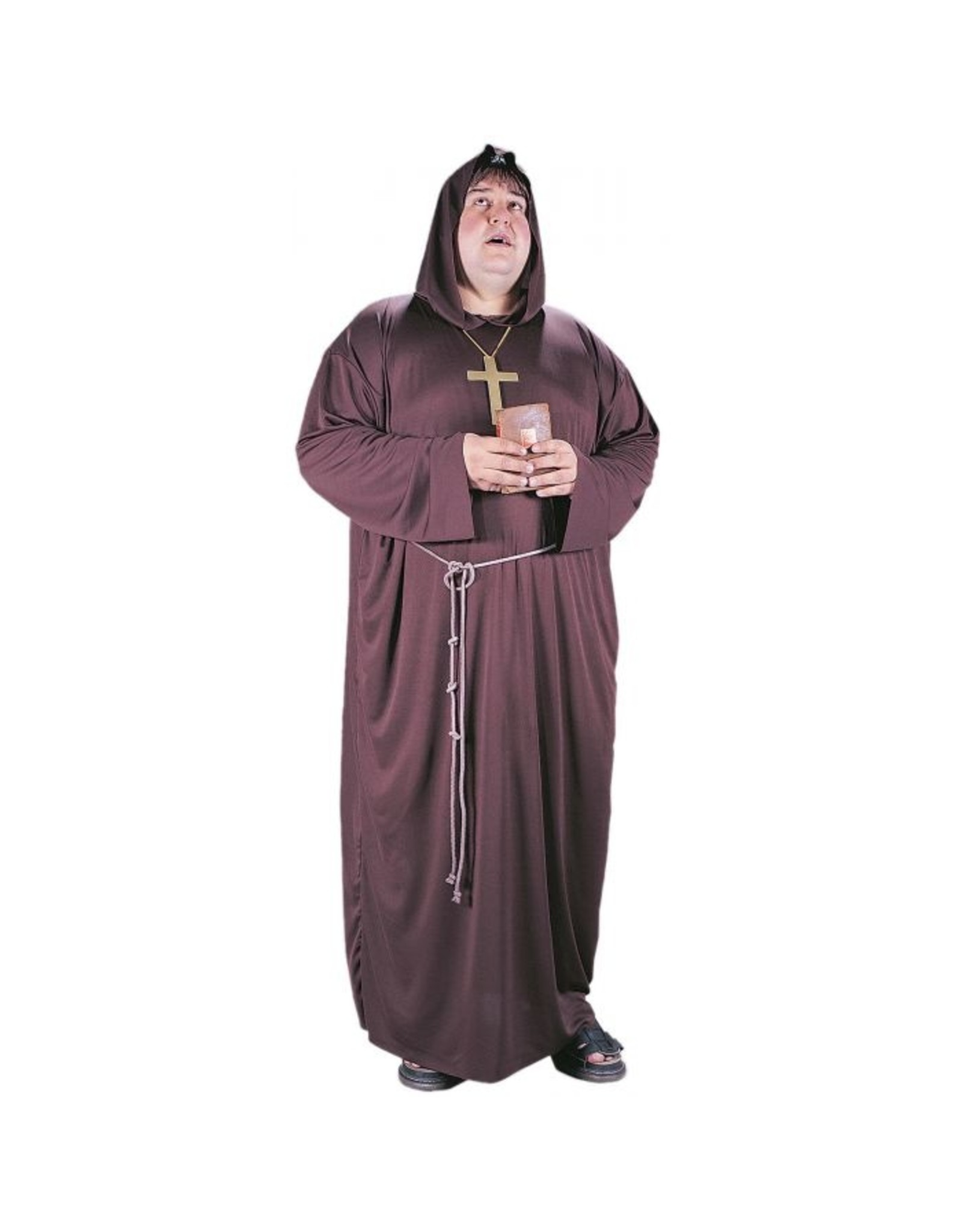 Fun World Plus Size Monk