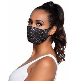 Leg Avenue Naya Rhinestone Face Mask
