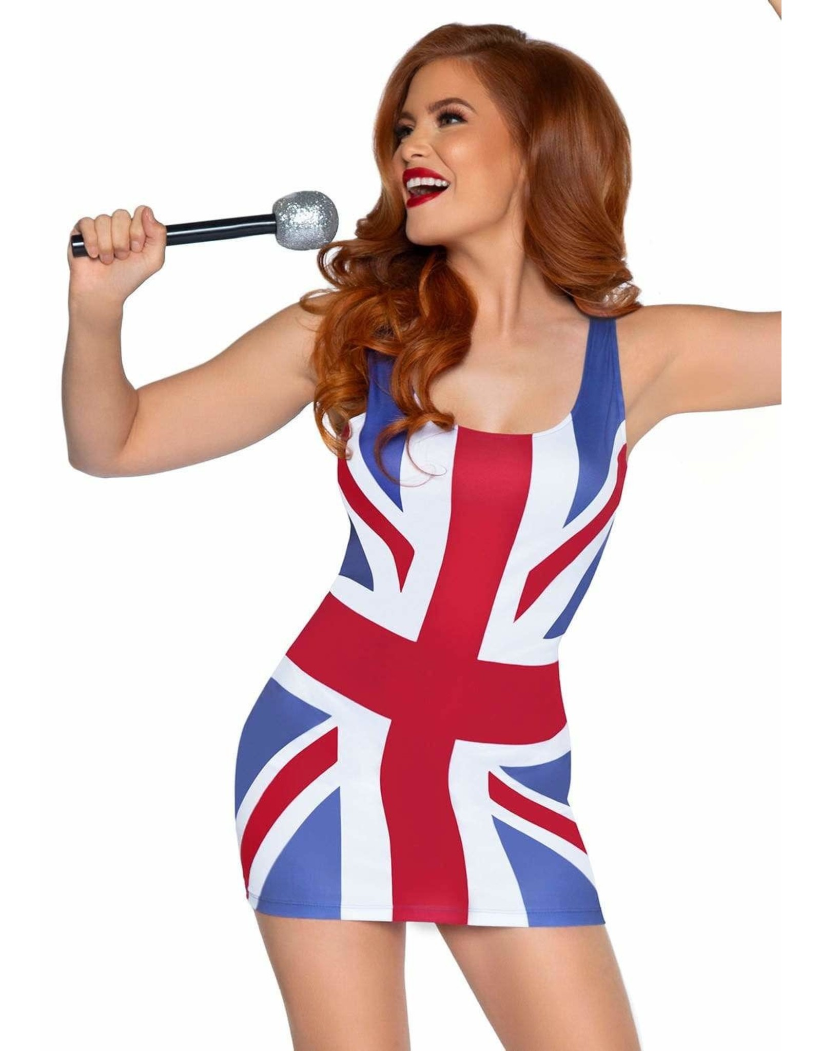 Leg Avenue British Flag Dress