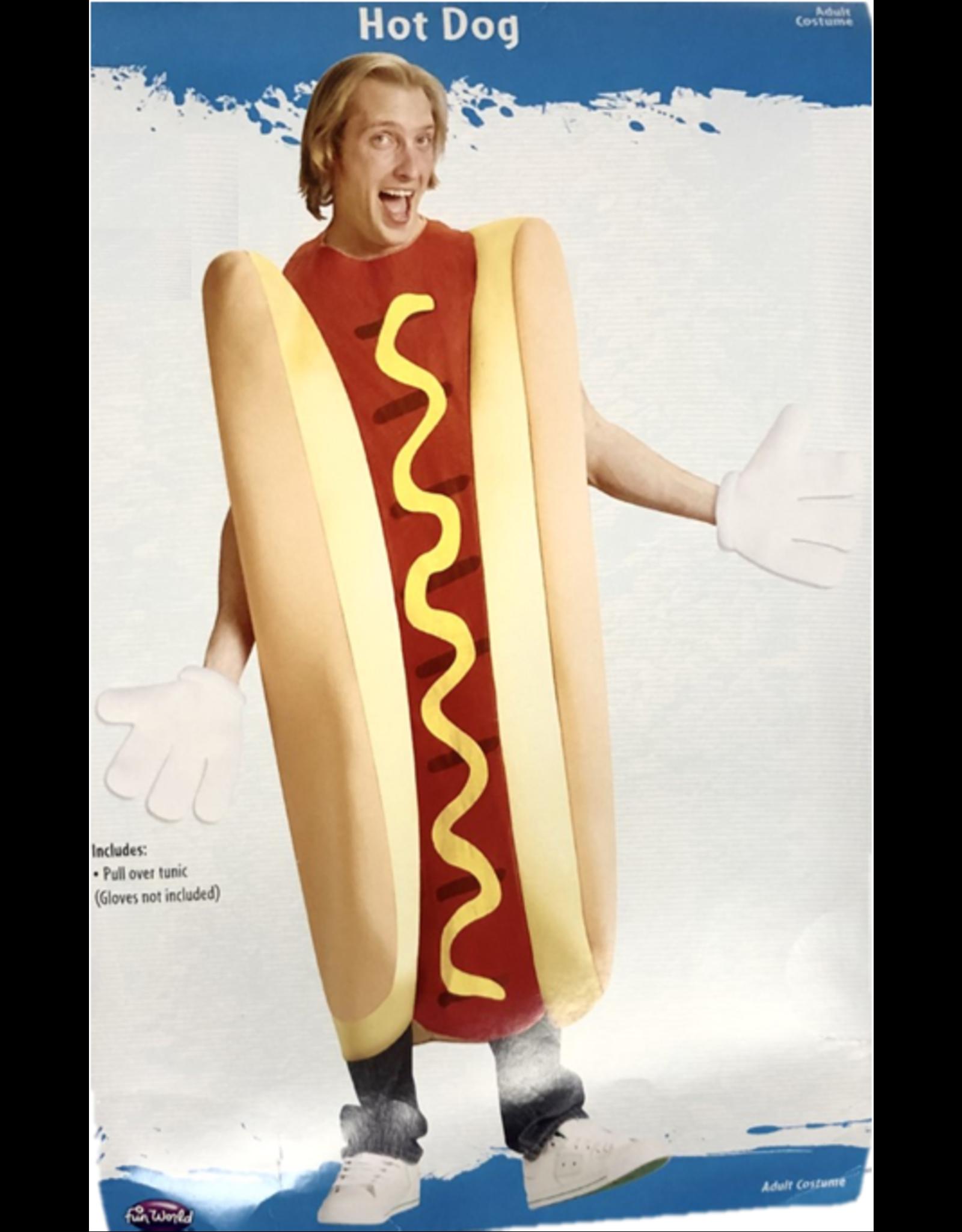 Fun World Hot Dog