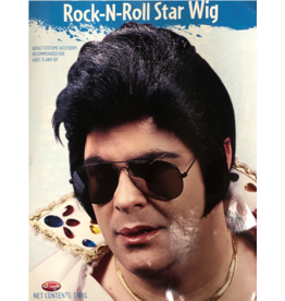 Fun World Rock-N-Roll Star Wig