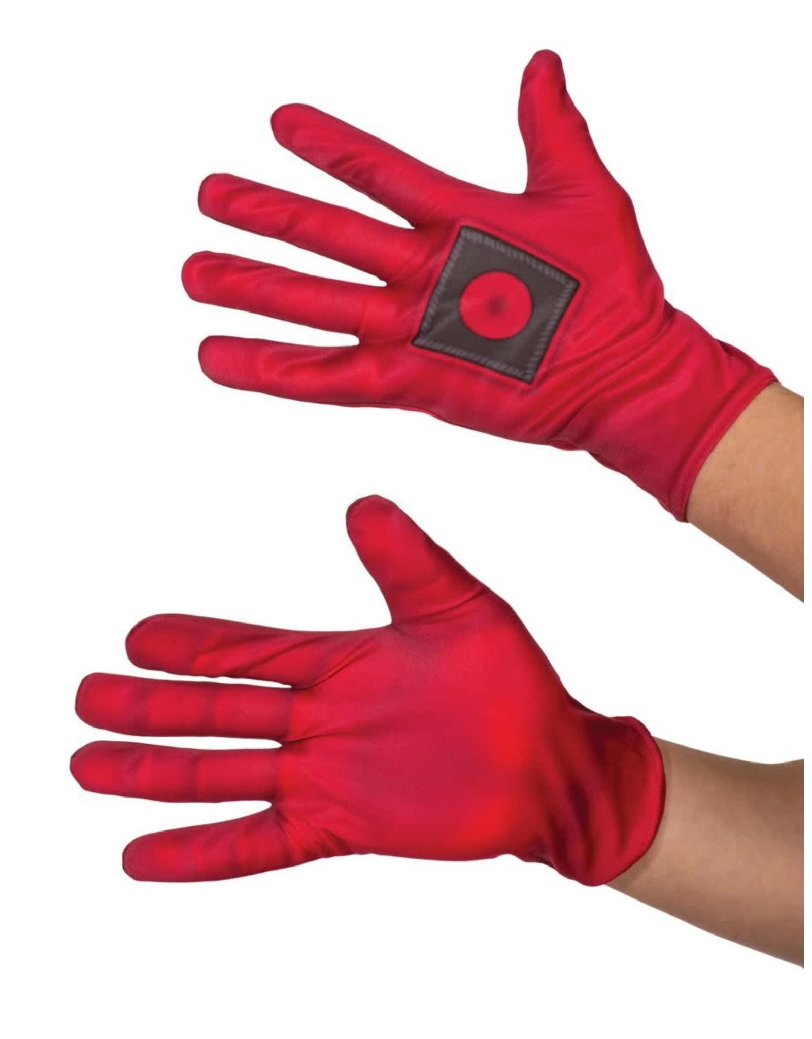 Rubies Costume Adult Deadpool Gloves