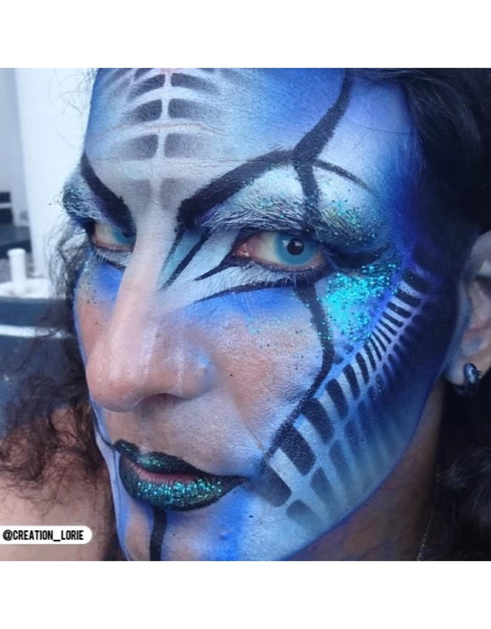 Primal Costume Contact Lenses - Underworld