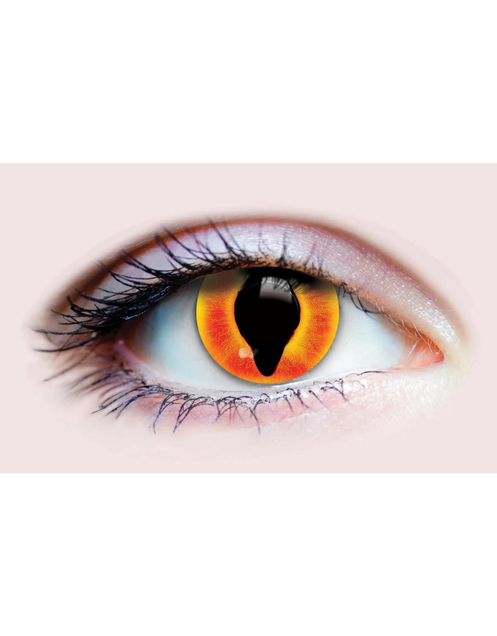 Primal Costume Contact Lenses - Diablo
