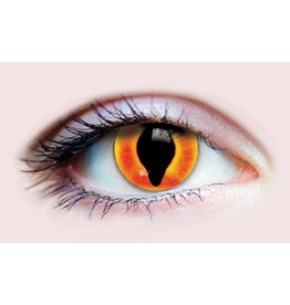 Primal Costume Contact Lenses - Diablo