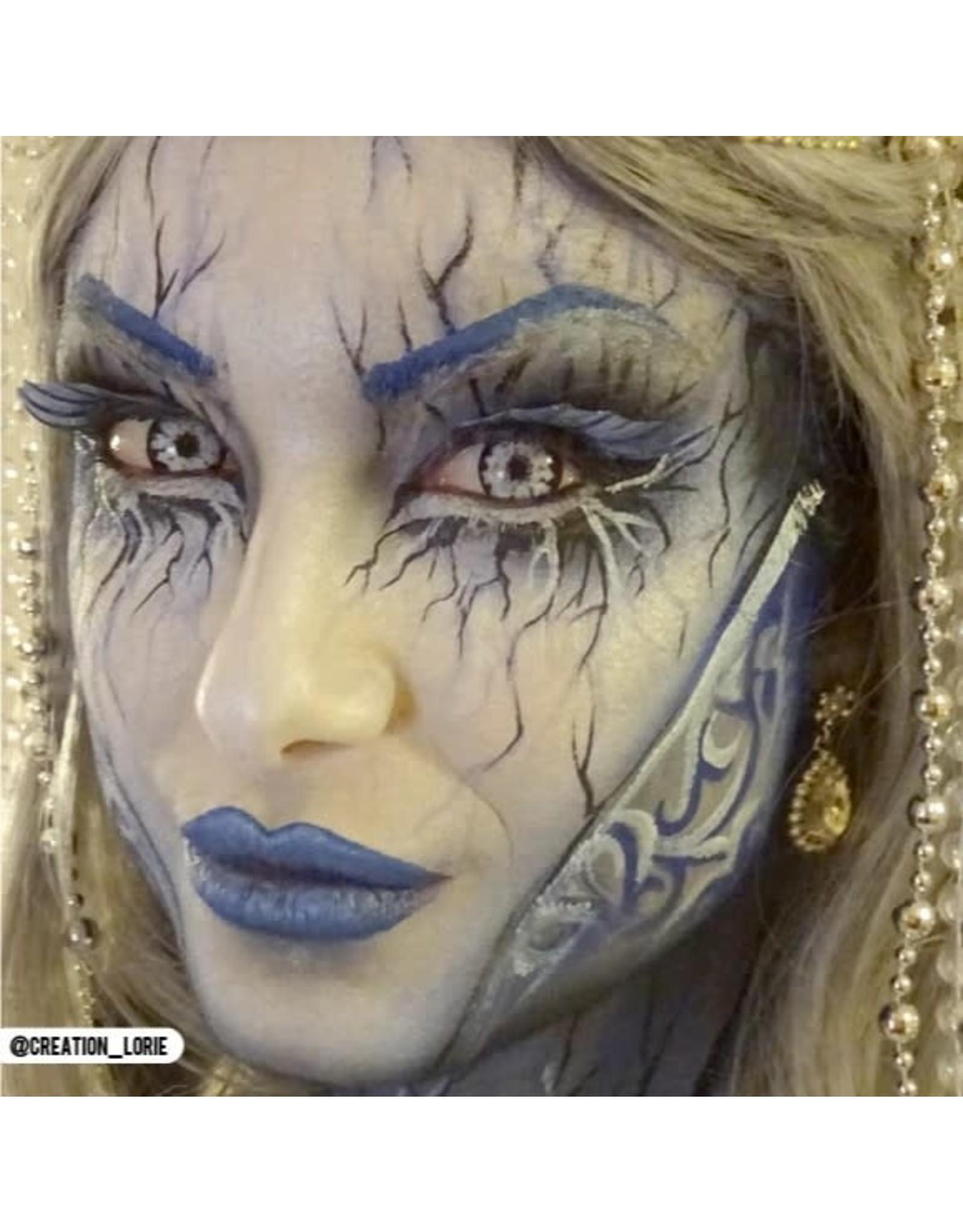 Primal Costume Contact Lenses - Whitewalker I