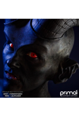 Primal Mini Sclera Contact Lenses - Red MS