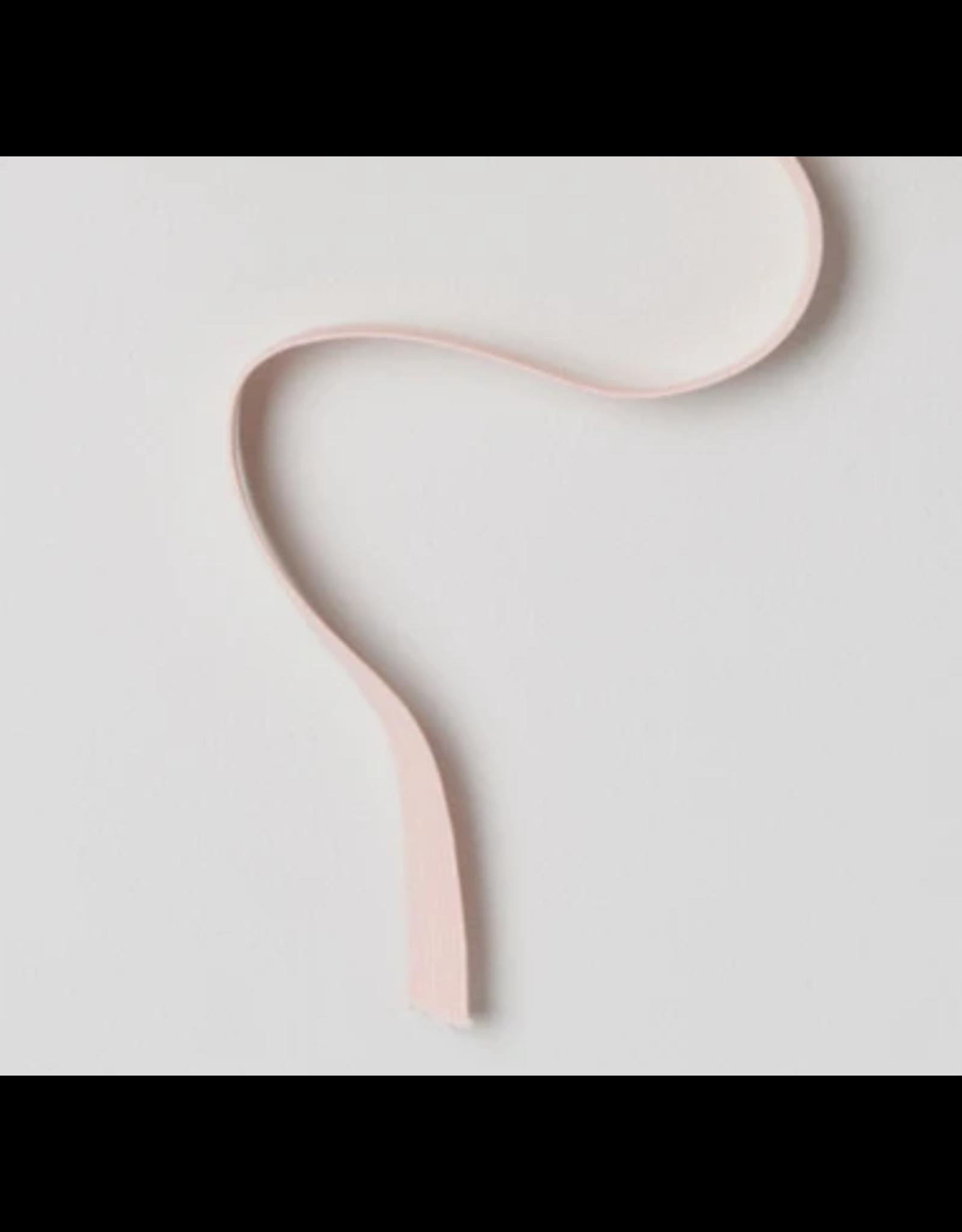 """Bloch 1/2"""" Shoe Elastic Pink"""