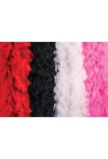 Forum Novelties Inc. 140 Gram Feather Boa Red