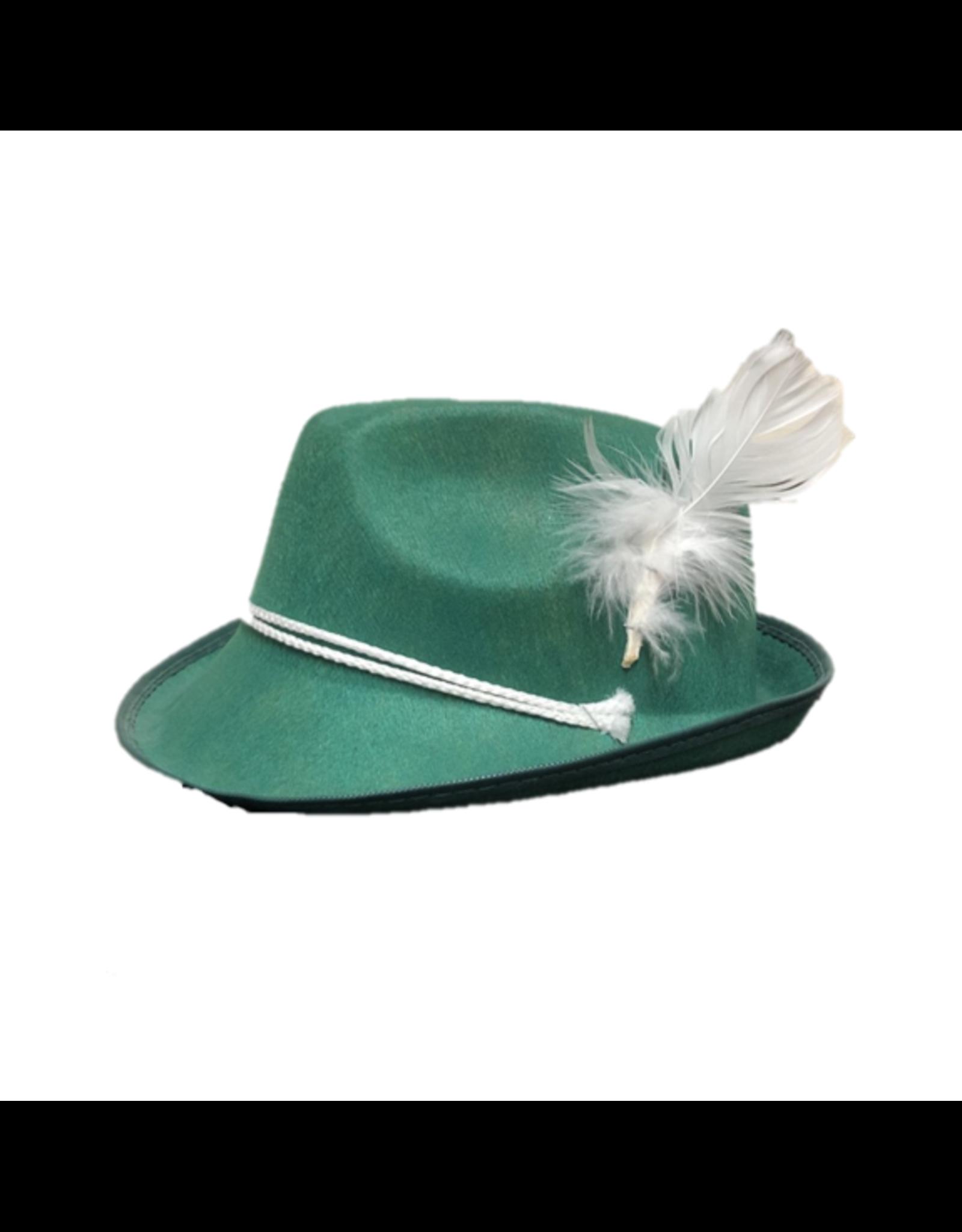 Karries Kostumes Green Alpine Hat