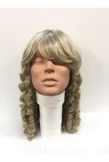 Secret Wishes Mixed Blonde Baby Doll Wig