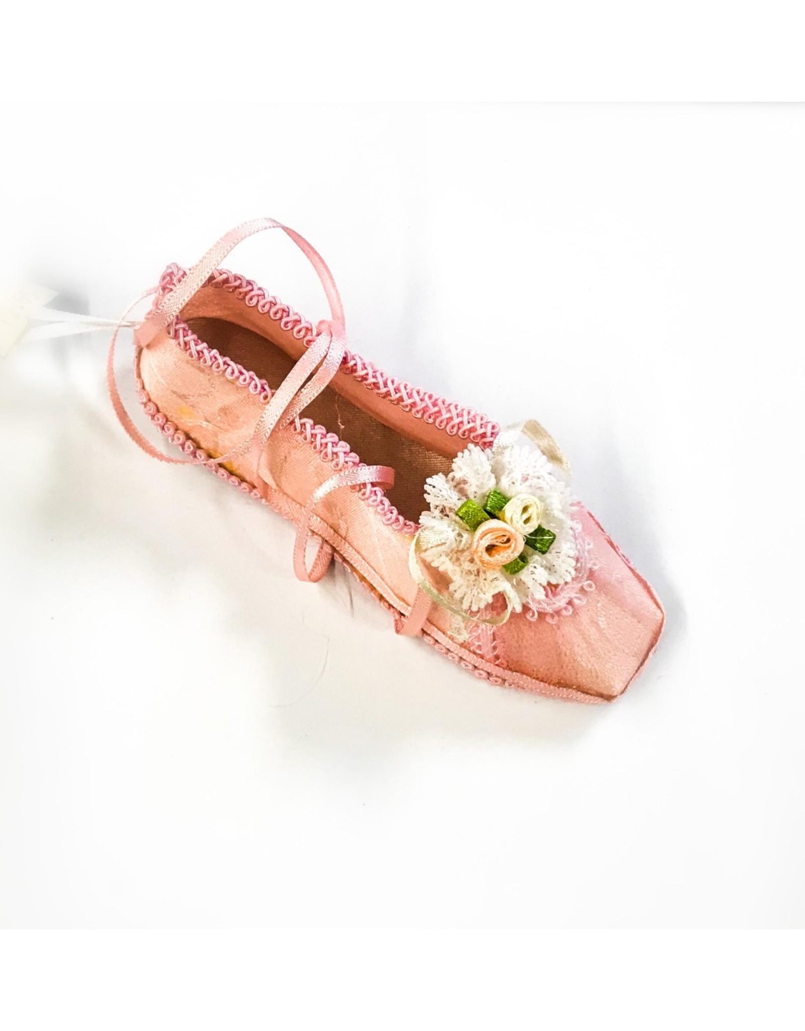 Karries Kostumes Ballet Shoe Ornament
