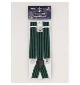 Forum Novelties Inc. Striped Suspenders