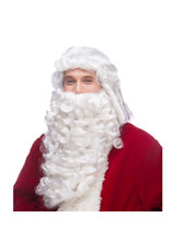 Westbay Wigs Deluxe Santa Beard and Wig