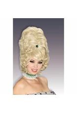 Forum Novelties Inc. Beehive Wig  Blonde