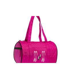 Horizon Dance Bella Duffel Bag Pink