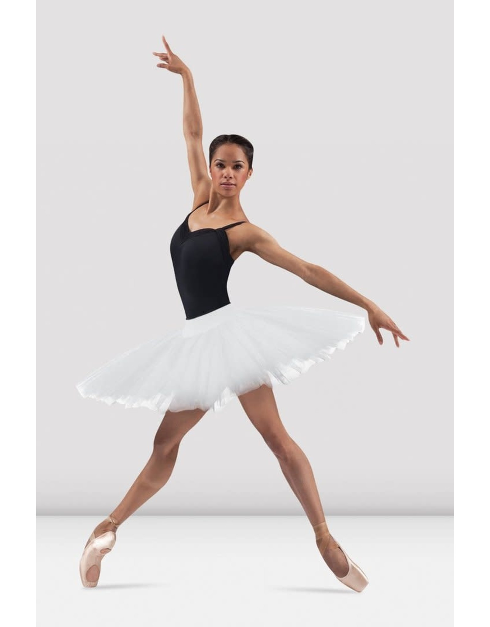 Bloch Belle Rehearsal Tutu - White