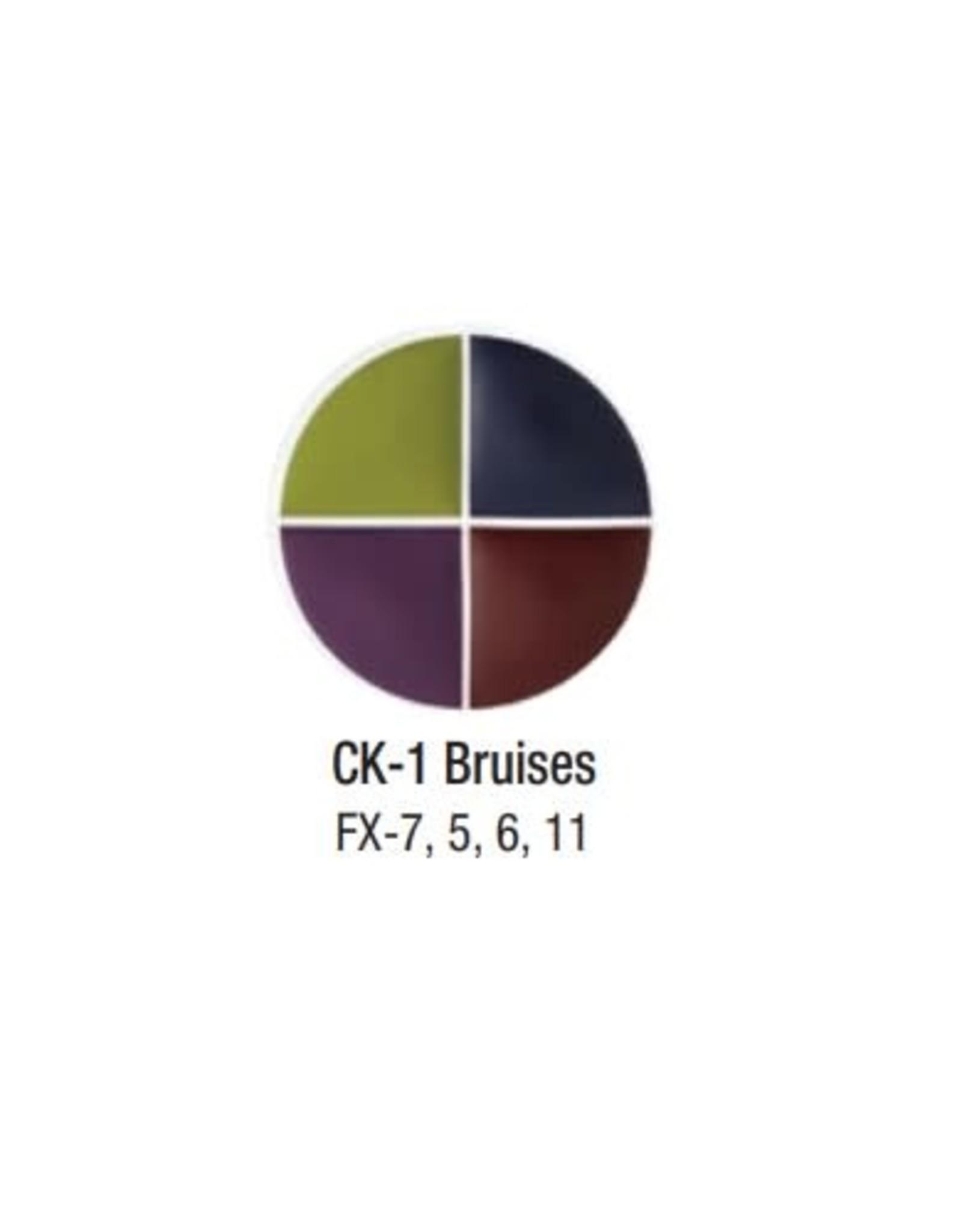 Ben Nye Ben Nye Bruises Creme FX Wheel