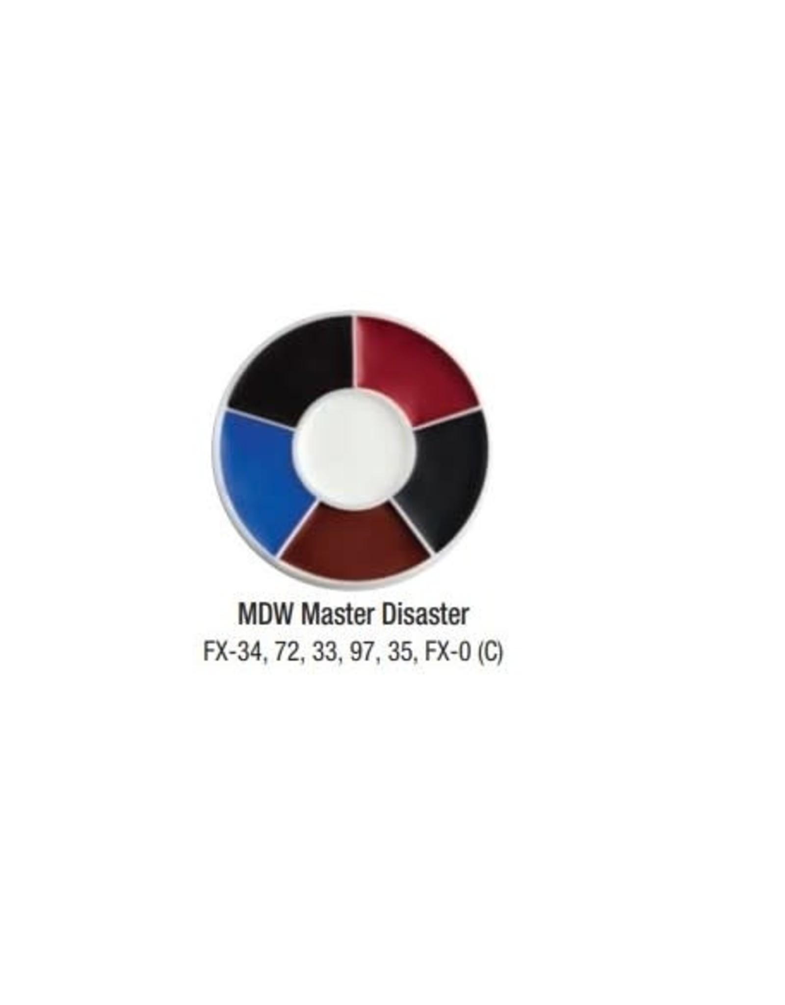 Ben Nye Ben Nye Master Disaster Creme FX Wheel