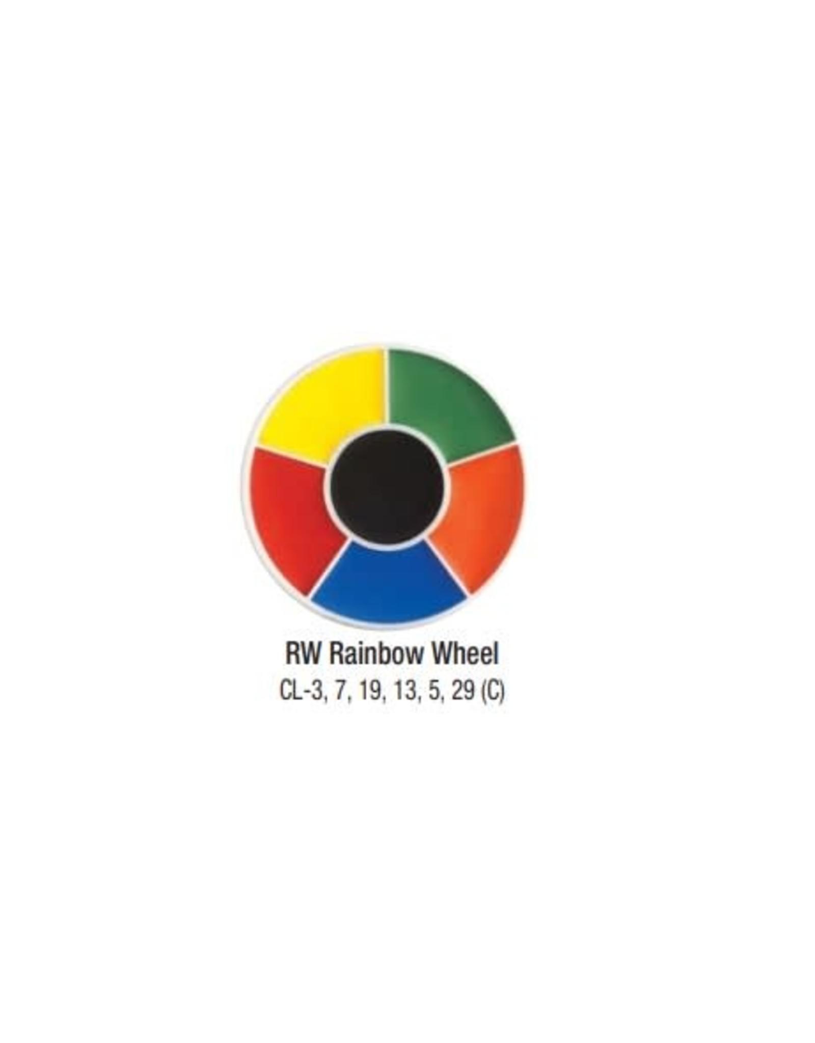 Ben Nye Ben Nye Rainbow Creme FX Wheel