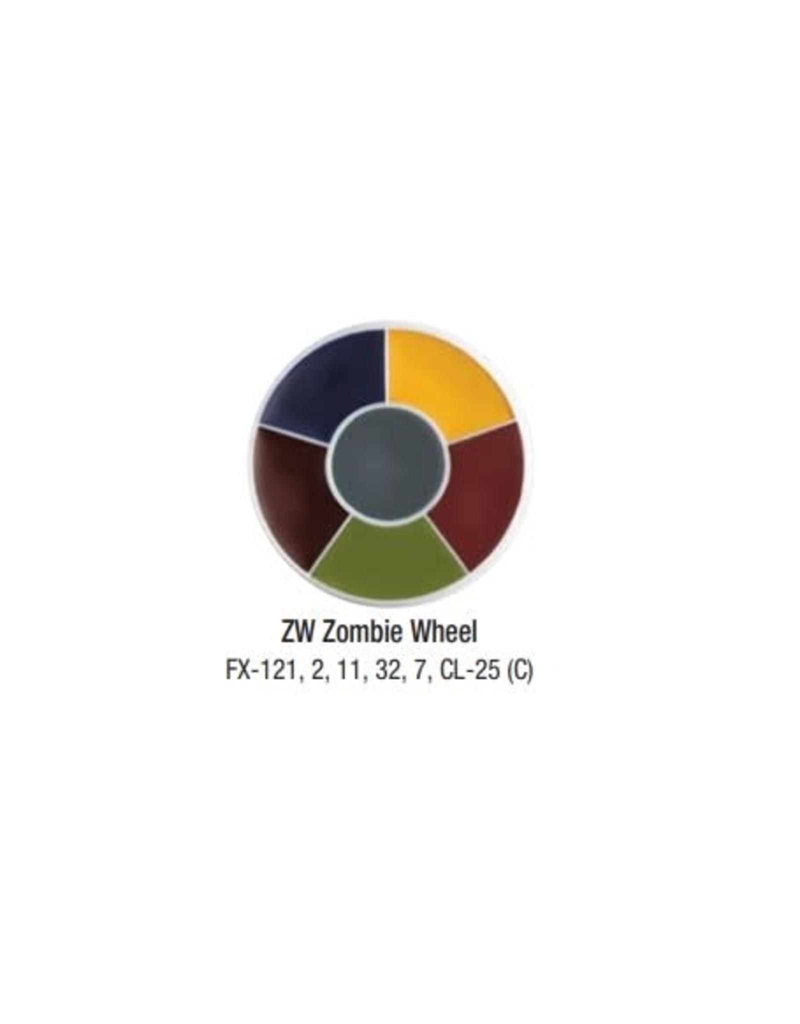 Ben Nye Ben Nye Zombie Creme FX Wheel
