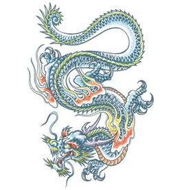 Tinsley Transfers Extra Large Dragon Tattoo