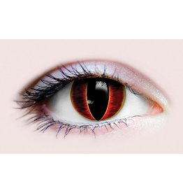 Primal Costume Contact Lenses - Sauron